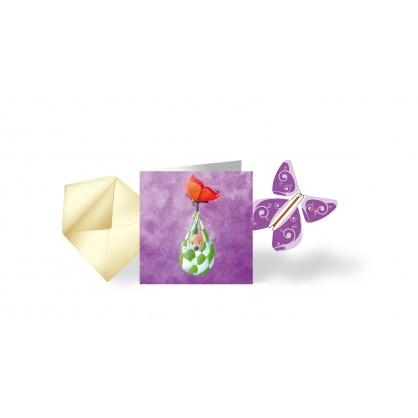 LIQUIDATION Carte&Papillon