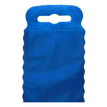 5 poubelles-auto petitbag® Bleu Royal