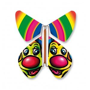 Magic Butterfly  Clown