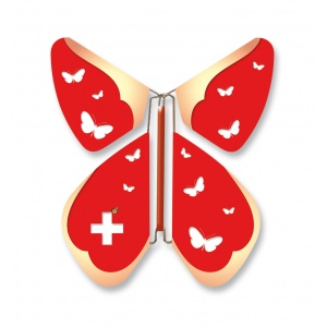 """Papillon """"Suisse"""""""
