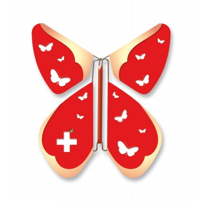 "Magic Butterfly  ""Switzerland"""