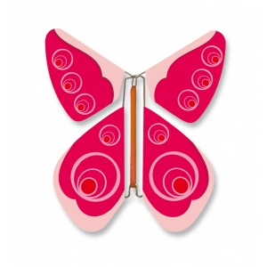 Magic Butterfly  Rosy