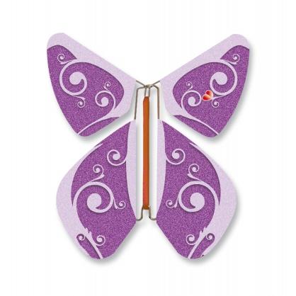 Magic Butterfly  purple