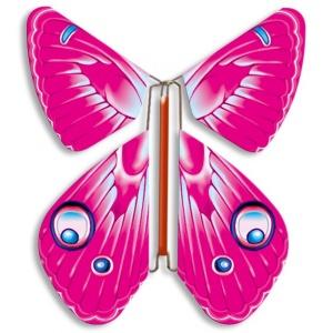 Papillon volants rose -Fin de série