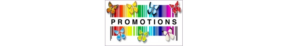 PROMOTIONS PAPILLONS