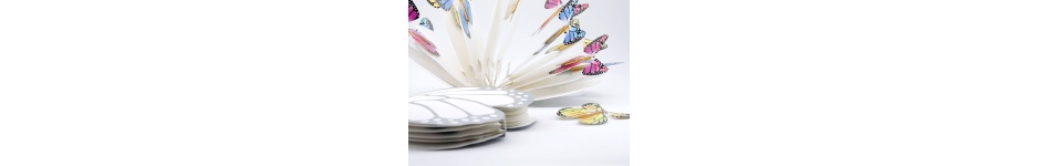 BOOKLET BUTTERFLY - GUESTBOOK