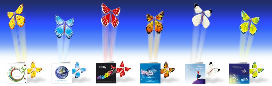 Bandeau Pack standard Papillon magique