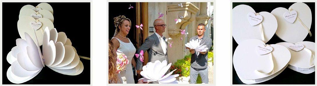 Le coeur magique et ses papillons magiques