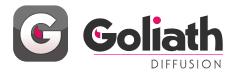 Logo Goliath Diffusion