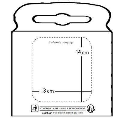 petitbag - surface marquage